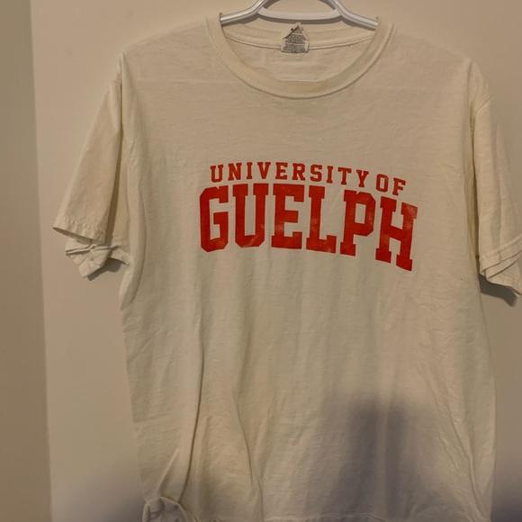 university of guelph t shirt